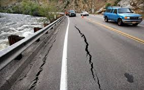 INFRASTRUCTURE ROAD CRACKS
