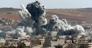 SYRIA BOMBING BY US