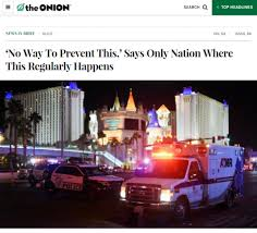 LAS VEGAS GUNS ONION